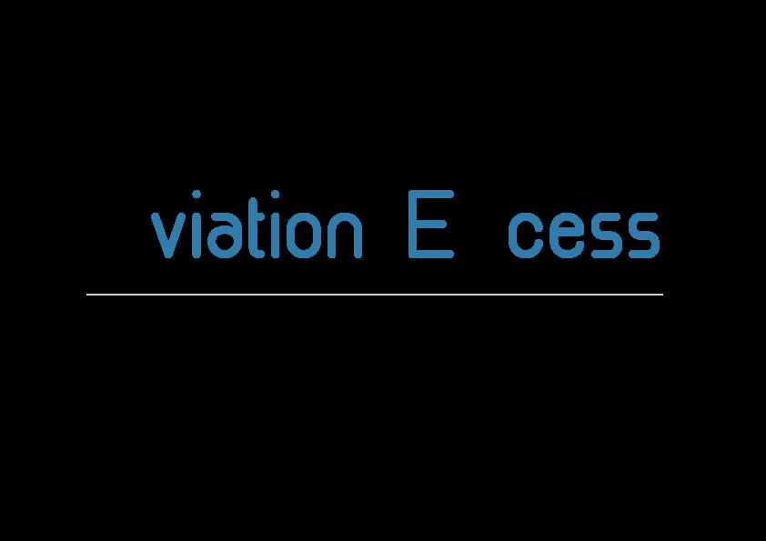 Logo of company AVIATION EXCESS INC