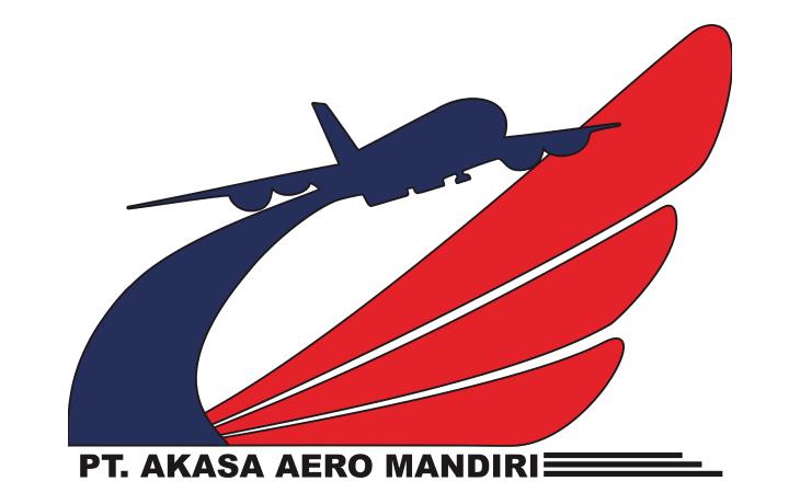Logo of company PT AKASA AERO MANDIRI