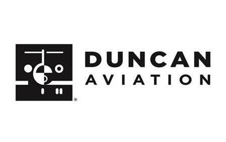 Logo of company DUNCAN AVIATION INC