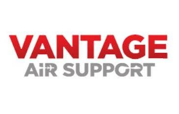 Logo of company VANTAGE AIR SUPPORT