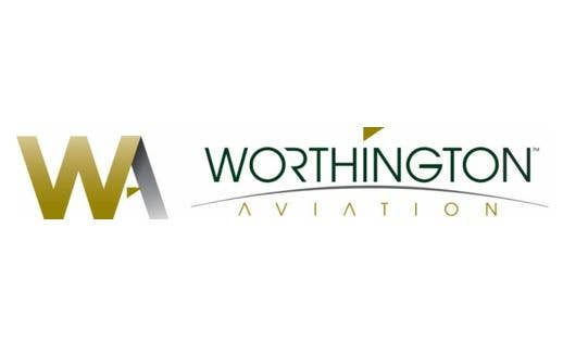 Logo of company WORTHINGTON AVIATION PARTS INC
