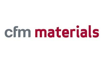 Logo of company CFM MATERIALS LP
