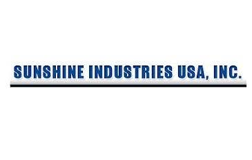 Logo of company SUNSHINE INDUSTRIES USA INC