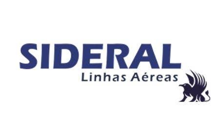 Logo of company SIDERAL LINHAS AEREAS LTDA
