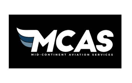 Logo of company MID CONTINENT AVIATION SERVICES