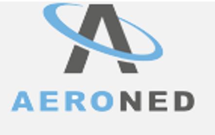 Logo of company AERONED BV