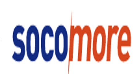 Logo of company SOCOMORE SASU