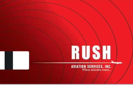 Logo of company RUSH AVIATION SERVICES INC